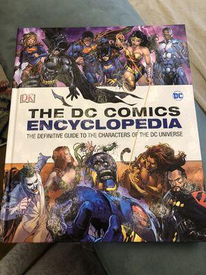 DC Encyclopedia for Sale in Hoquiam, WA