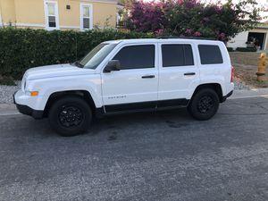 Jeep Patriot 2016- $11,000 for Sale in Garden Grove, CA
