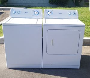 Washer Machine and Electric Dryer Matching Set for Sale in Las Vegas, NV