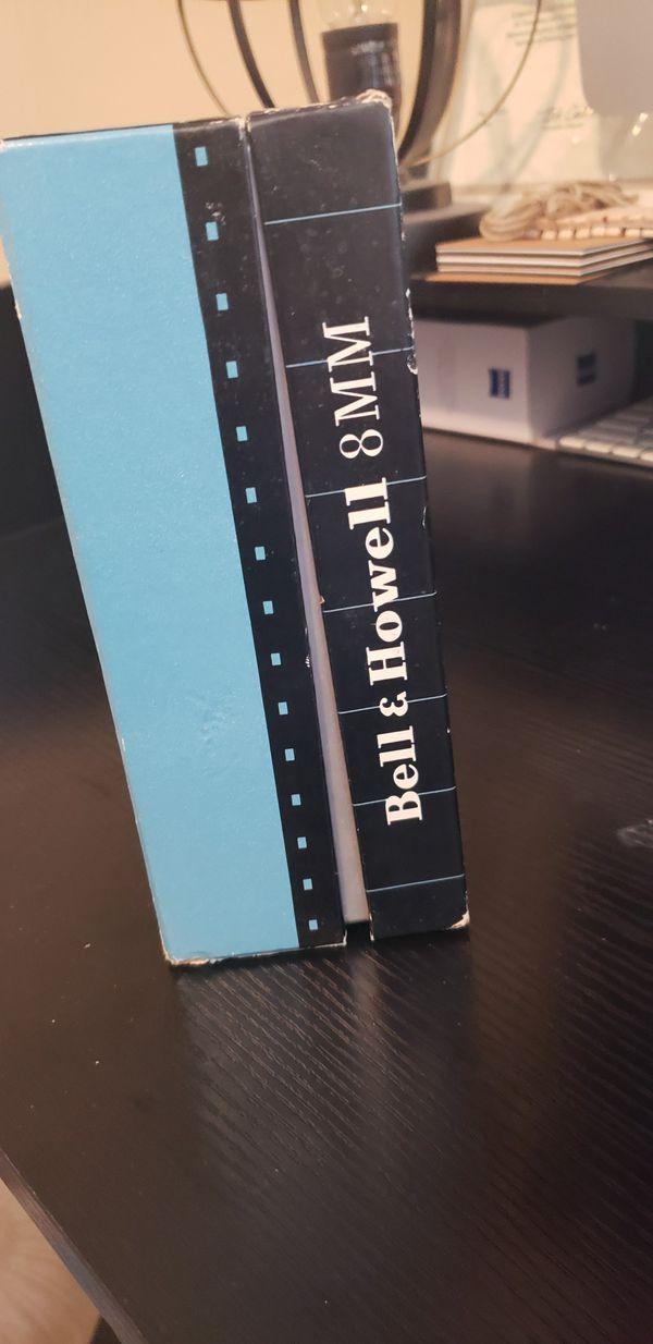 Bell & Howell 172 8mm movie camera
