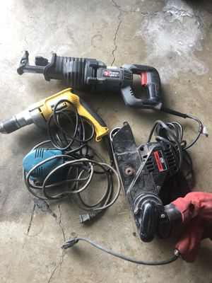 Power tools for Sale in Long Beach, CA