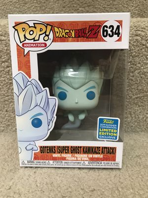 Funko Gotenks SDCC 2019 Box Lunch Shared Exclusive for Sale in Oregon City, OR