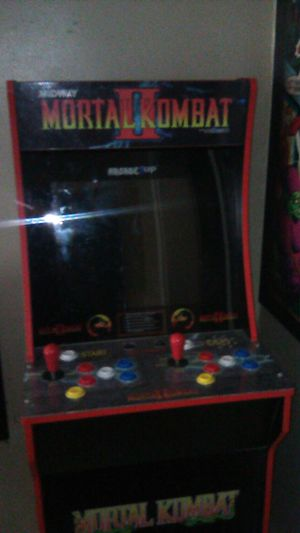Arcade Game Mortal Kombat for Sale in Cleveland, OH