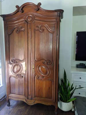 French Antique Armoire for Sale in Orange, CA