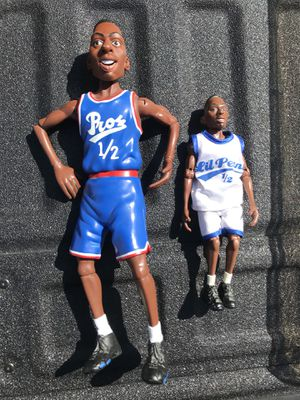 VINTAGE Lil PENNY Hardaway Talking Doll + Lil Penny Action Figure for Sale in Ankeny, IA