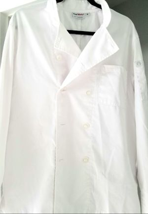 Cook coat $20 for 2 of them Chefworks for Sale in Celebration, FL