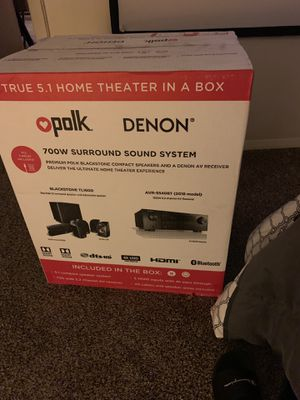 Lg/Polk Audio for Sale in Normal, IL