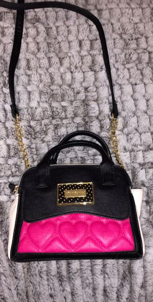 Betsey Johnson small purse for Sale in Apple Valley, CA