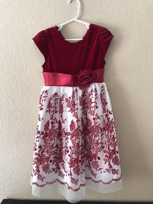 Little girl size 6 for Sale in Ontario, CA
