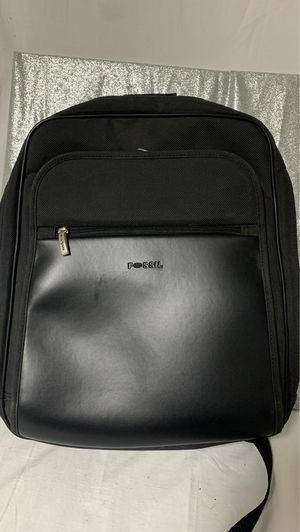 FOSSIL LAPTOP BAG/BACKPACK for Sale in Porter, TX