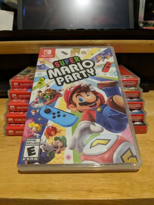 Super Mario Party - Nintendo Switch Games for Sale in Hayward, CA