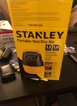 Stanley vaccum for $10 for Sale in Tampa, FL
