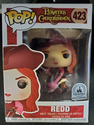 """FUNKO: REDD """"PIRATES OF THE CARIBBEAN"""" (DISNEY PARKS EXCL) for Sale in Blue Bell, PA"""