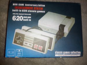Mini Nintendo 620 built in games for Sale in Las Vegas, NV