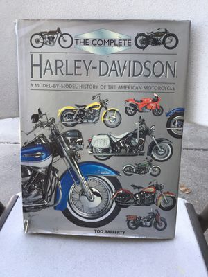 Harley Davidson of two books Best Offer price for Sale in Claremont, CA