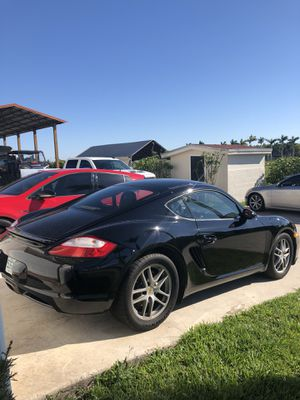 2007 Porsche Cayman for Sale in Miami, FL