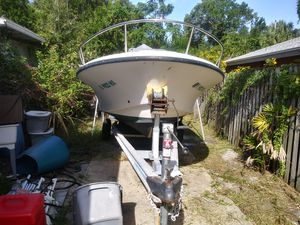 1995 Offshore Yachts 18.6 open fisherman for Sale in St. Petersburg, FL