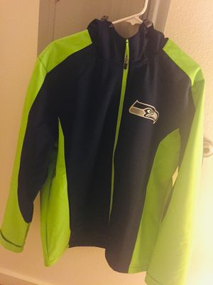Seahawks jacket M for Sale in Tacoma, WA