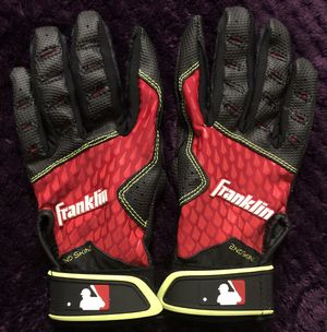 Franklin Youth Baseball Batting Gloves for Sale in Hacienda Heights, CA
