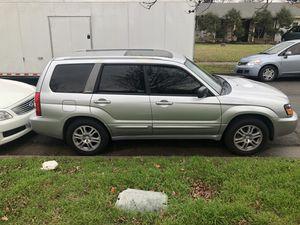 Subaru Forester xt for Sale in Dallas, TX