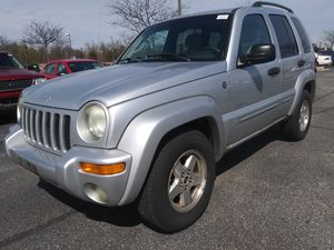 2004 Jeep Liberty Limited 4×4 for Sale in Bowie, MD