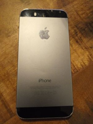 IPhone 5s for Sale in Coarsegold, CA
