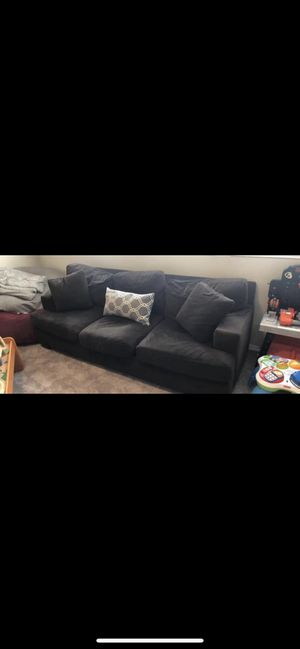 Down feather couch for Sale in Houston, TX
