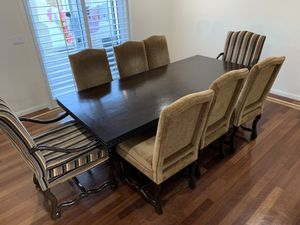 Kreiss Designer 8 Seater Dining Table for Sale in San Jose, CA