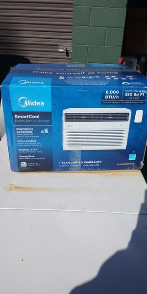 Window AC with remote for Sale in Calumet City, IL
