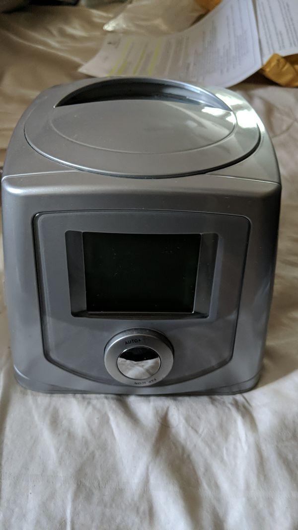 CPAP Machine and 180 days supply