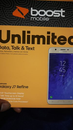 Samsung Galaxy j7 for Sale in Chesterfield, VA