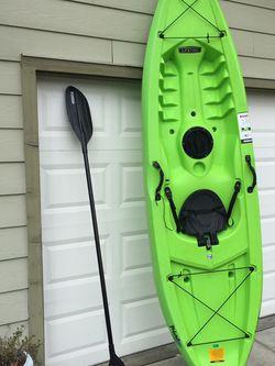 Kayak 10 Feet Lifetime Tahoma for Sale in Roseville,  CA