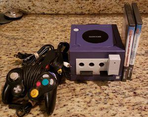 Nintendo GameCube w/ Harvest Moon RARE GAMES for Sale in Phoenix, AZ