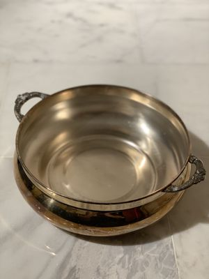 Silver platter / dish for Sale in Alpharetta, GA