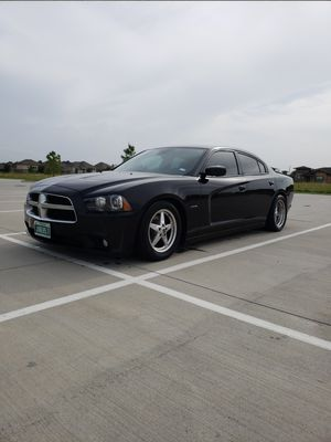 2012 Dodge Charger R/t for Sale in Houston, TX