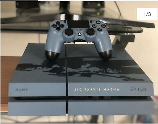 Sony PlayStation 4 Uncharted 4: Limited Edition Bundle 500GB Console