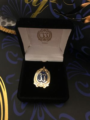 Disney Parks Club 33 Logo Pin for Sale in Las Vegas, NV