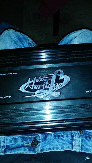 3000 Watt Amplifier for Sale in Cleveland, OH