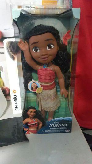"""13"""" Moana doll for Sale in Las Vegas, NV"""