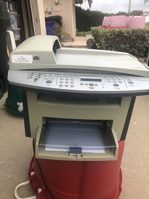 HP LASER JET 3055 Printer,Scanner, Copier, Fax for Sale in San Diego, CA