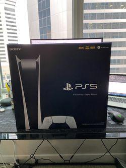 PlayStation 5 PS5 Digital Edition for Sale in Denver, CO