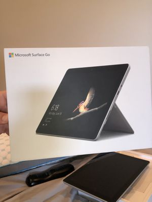 Microsoft Surface Go for Sale in Burlingame, CA
