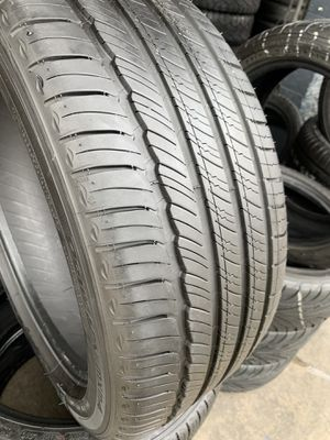 235/45/18 set of Michelin tires installed for Sale in Ontario, CA