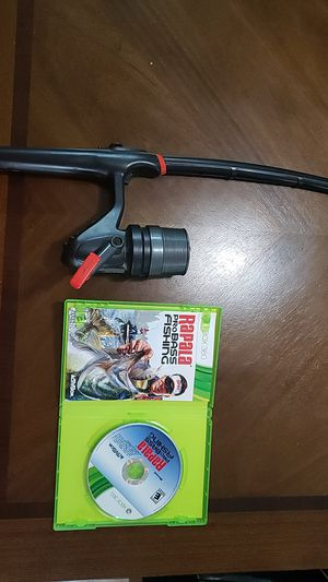XBOX 360 Pro Bass Fishing game for Sale in Euless, TX