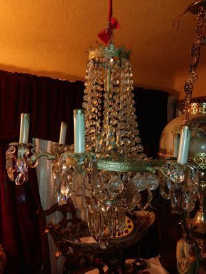 antique lamps, clocks and much much more, huge variety for sale for Sale in Los Angeles, CA