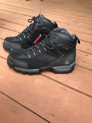 New Wolverine Steel Toe Work Boots Mens Size 8 for Sale in Lithonia, GA