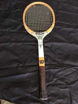 Wilson tennis racket Chris Evert Professional Champ) for Sale in Downers Grove, IL