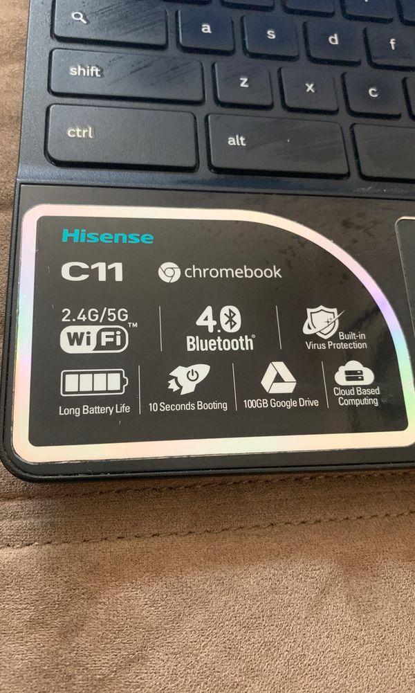 Hisense Chromebook C11