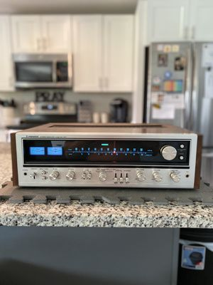 Pioneer sx-737 receiver for Sale in Longwood, FL