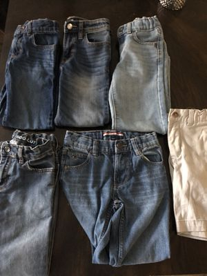Boys jeans and shoes for Sale in Orlando, FL